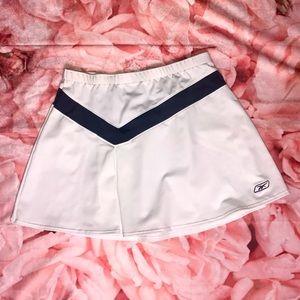 🎾 Reebok by Diane Von Furstenberg Tennis Skirt